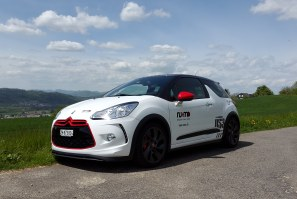 Our new Back Office - Citroen DS3 Racing